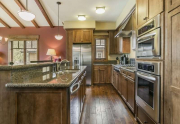 Truckee Real Estate | 10199 Annies Loop |Kitchen view