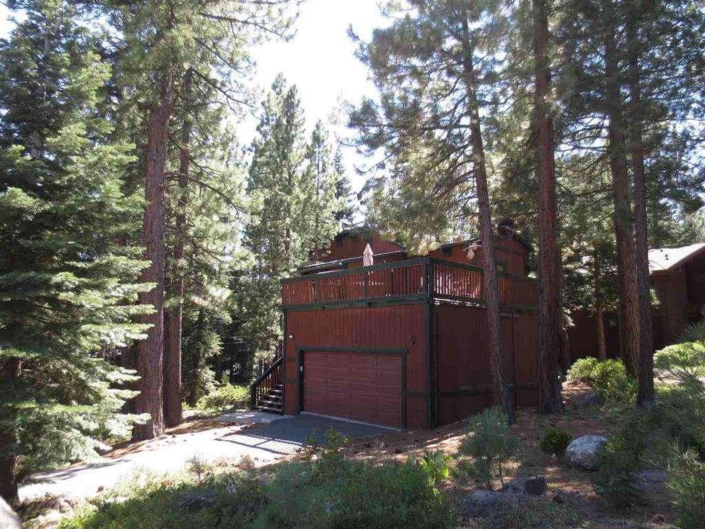 Highlands Lake Tahoe Home