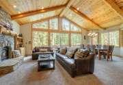 Stunning great room   Homewood Luxury Property