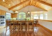 Light and bright kitchen   Homewood Luxury Property