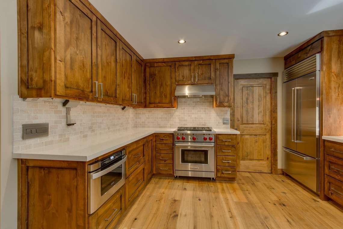 Tahoe Luxury Real Estate - Kitchen