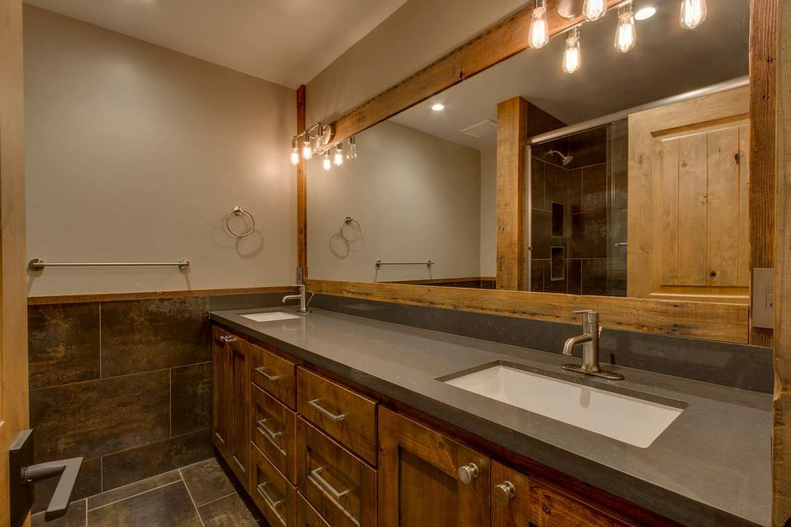 Luxury Bathroom - Homewood Real Estate