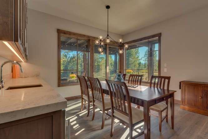 Stunning Dining Room | 11251 Ghirard Rd.