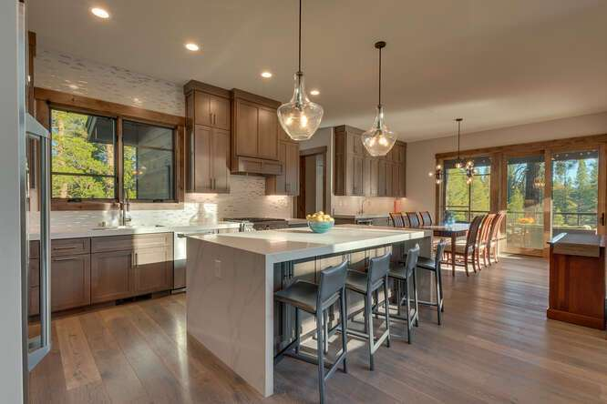 Chef's Kitchen | Gray's Crossing Golf Course home