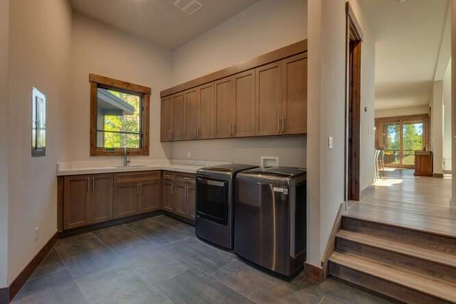 Spacious Laundry Room | 11251 Ghirard Rd.