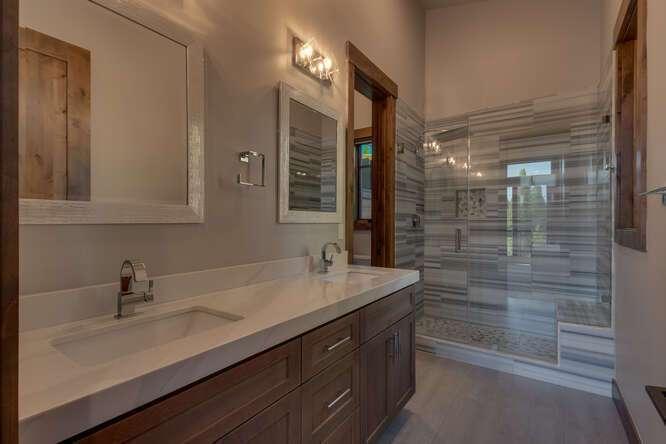 Guest Bathroom | 11251 Ghirard Rd.