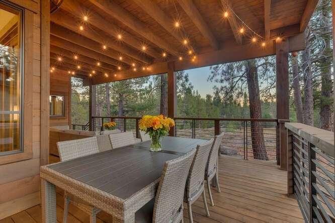 Stunning deck | 11251 Ghirard Rd.