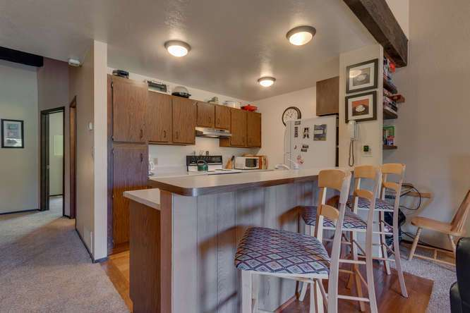 Lake Tahoe Condo for Sale | 1001-Commonwealth-Dr-143 | Kitchen