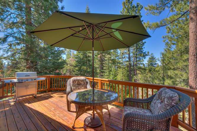 Kingswood Estates Luxury Home | Spacious Deck