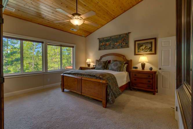 Kings beach home for sale | Master Bedroom