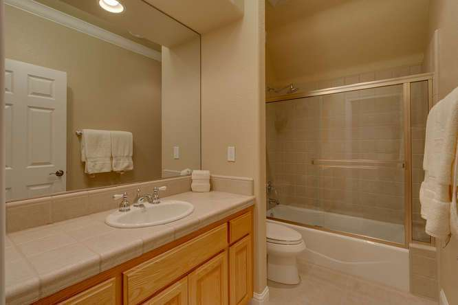 Kings Beach real estate | guest bathroom