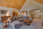 Home for Sale Kings Beach Lake Tahoe | Living Room