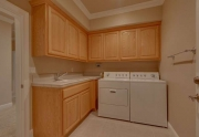 Lake Tahoe Luxury Real Estate | laundry room