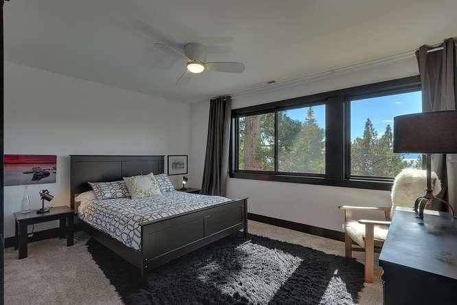 Lake Tahoe Home for Sale | 3185 Meadowbrook Drive | Master Bedroom Ensuite