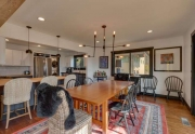 Lake Tahoe Luxury Home for Sale | 3185 Meadowbrook Drive | Dining Room