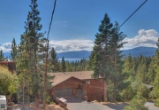 North Lake Tahoe Home for Sale | 3185 Meadowbrook Drive | Lake Tahoe Mountain View