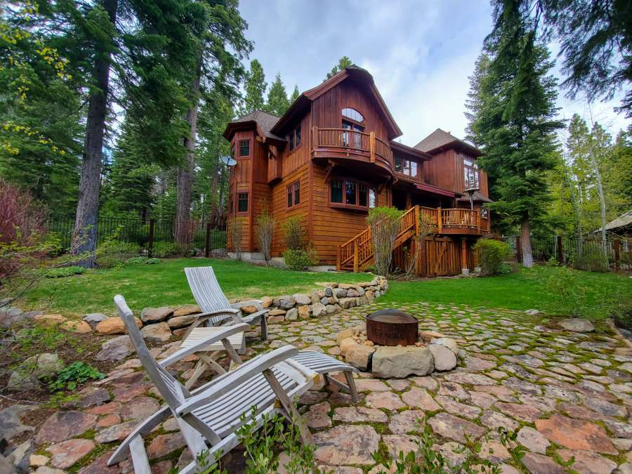 Tranquil Landscaping in Lake Tahoe
