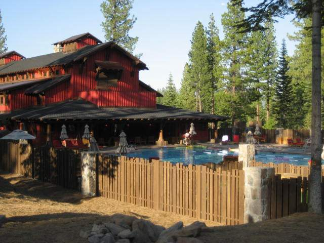 Martis Camp Family barn | Martis Camp Real Estate