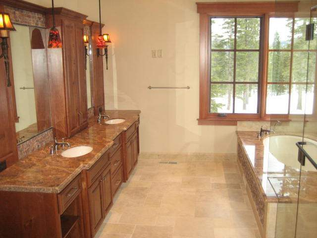 Luxury Martis Camp Bathroom | Luxury Martis Camp Real Estate