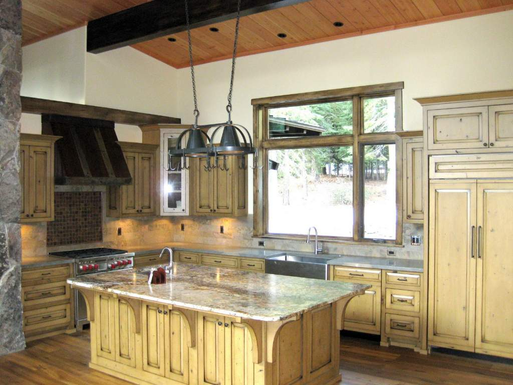 Custom Martis Camp Kitchen | Martis Camp Home for Sale