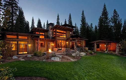 Martis Camp Luxury Home   Martis Camp Real Estate