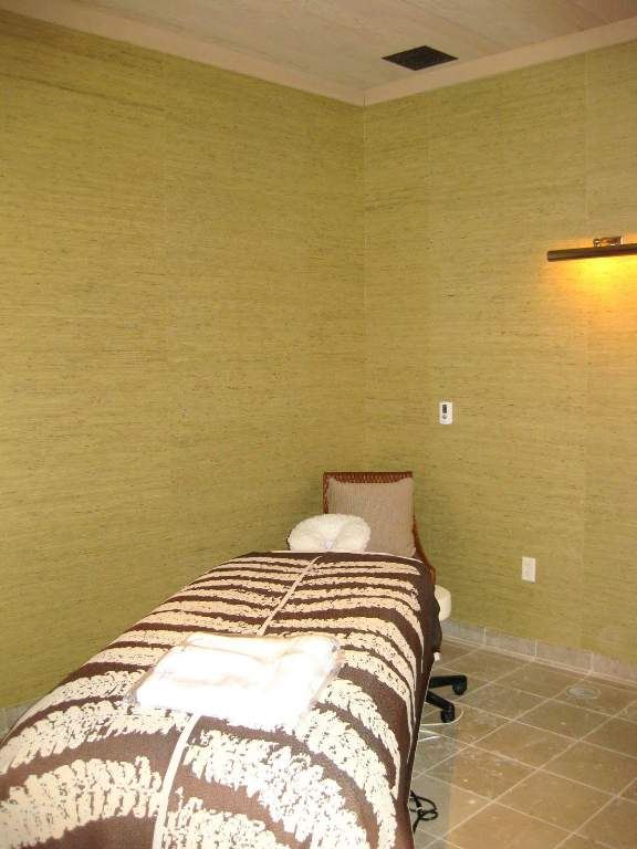 Martis Camp Massage Room at the Camp Lodge Spa | Martis Camp Real Estate