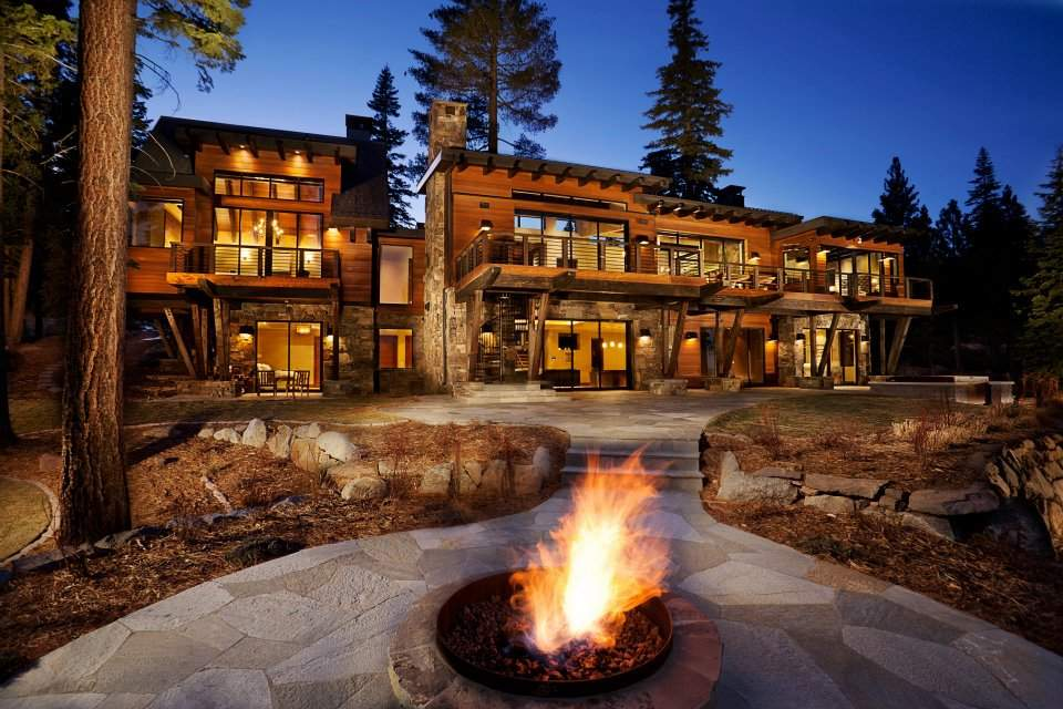 Martis Camp Luxury Homes Photo Courtesy of Sandbox Studio (c) James Cole