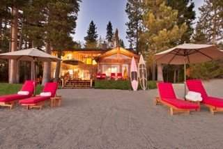 Martis Camp Beach Shack on Lake Tahoe