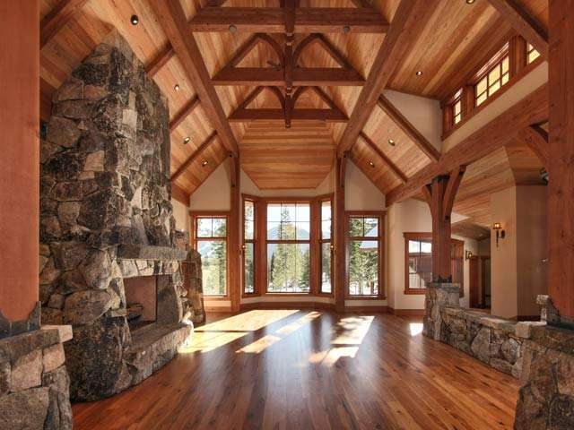 Valhalla Lodge at Martis Camp