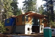 Modular Tahoe Modern Home