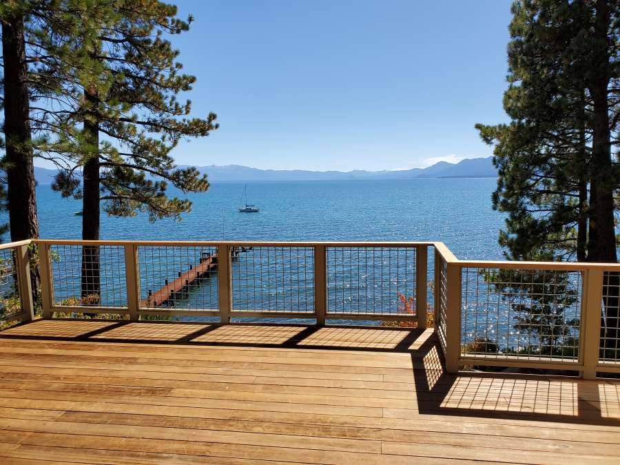 Lake Tahoe Lakefront Real Estate and Homes for Sale
