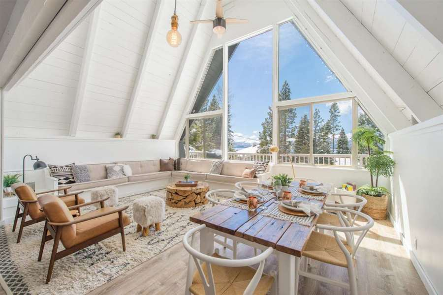 Tahoe City Luxury Home for Sale