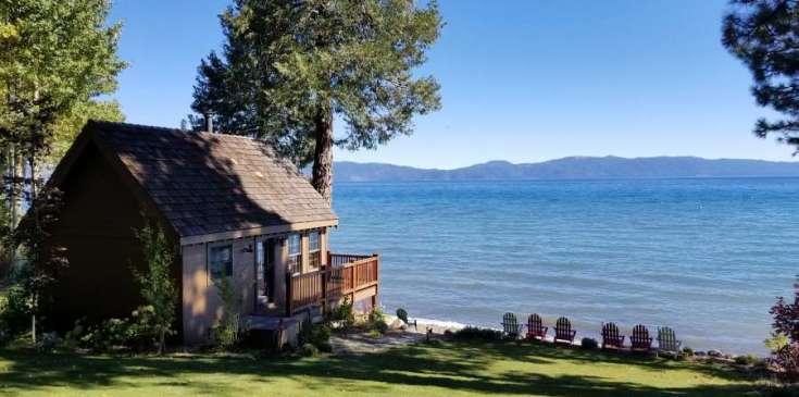 North Shore Lake Tahoe Homes