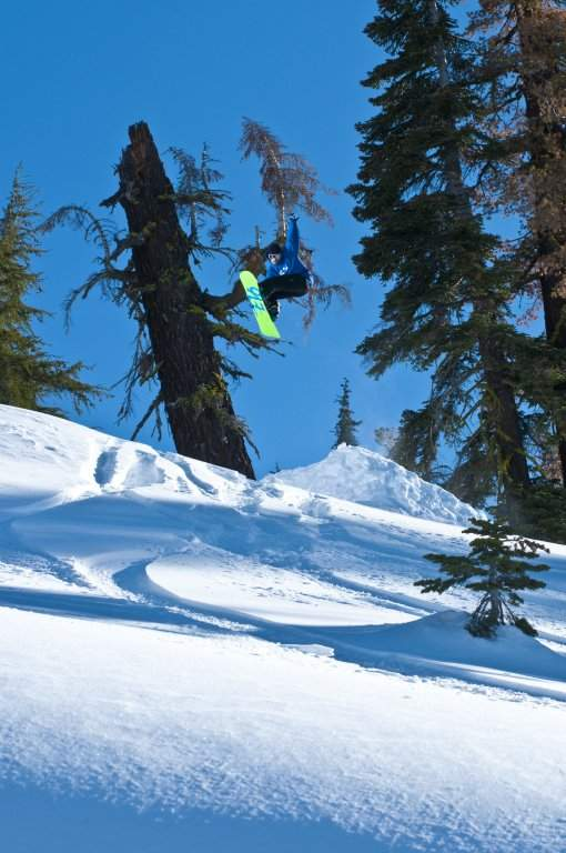 Snowboarding at Northstar   Northstar Real Estate