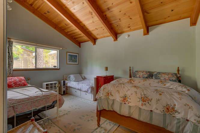 West Shore Real Estate | 432 Sierra Dr Tahoma CA 96142 | Bedroom