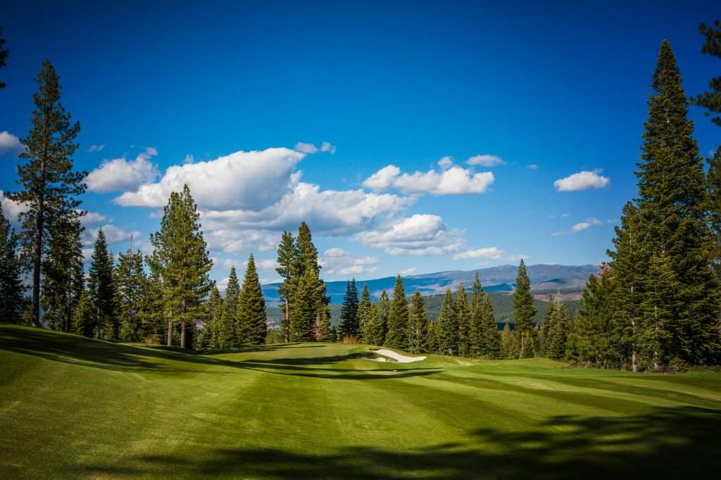 Johnny Miller & John Harbottle Golf Course | Truckee Golf Course Homes