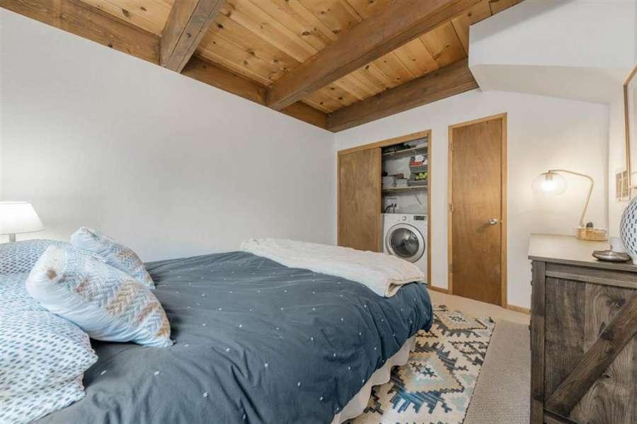 Carnelian Bay Chalet   Bedroom