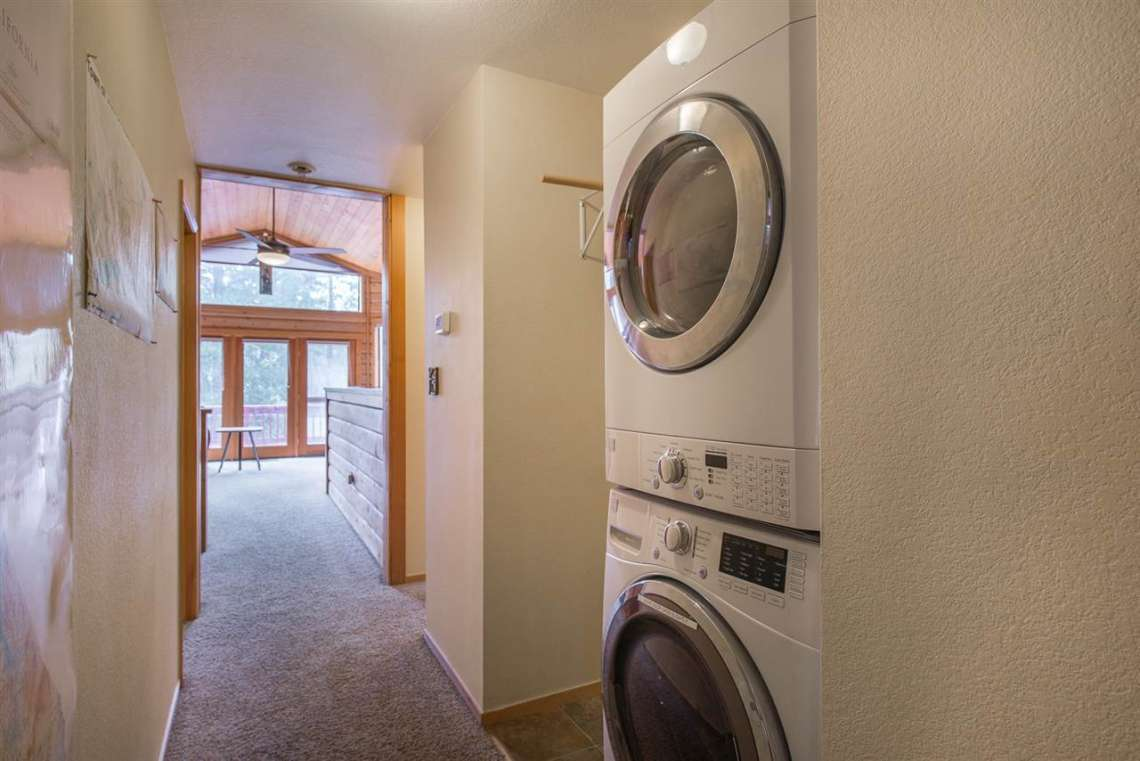 Home in Prosser | Hall and Laundry