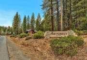 11853 Saddleback Dr. | Truckee Home site