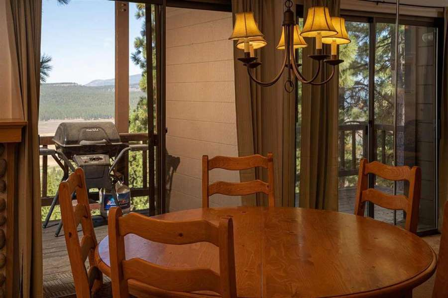 Dining Room | Rare Northstar Townhome