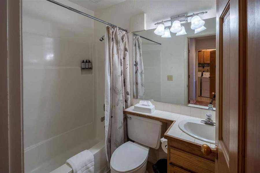 Bathroom | Rare Northstar Townhome