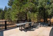 Spacious and sunny deck | Prosser Lakeview Estates Home
