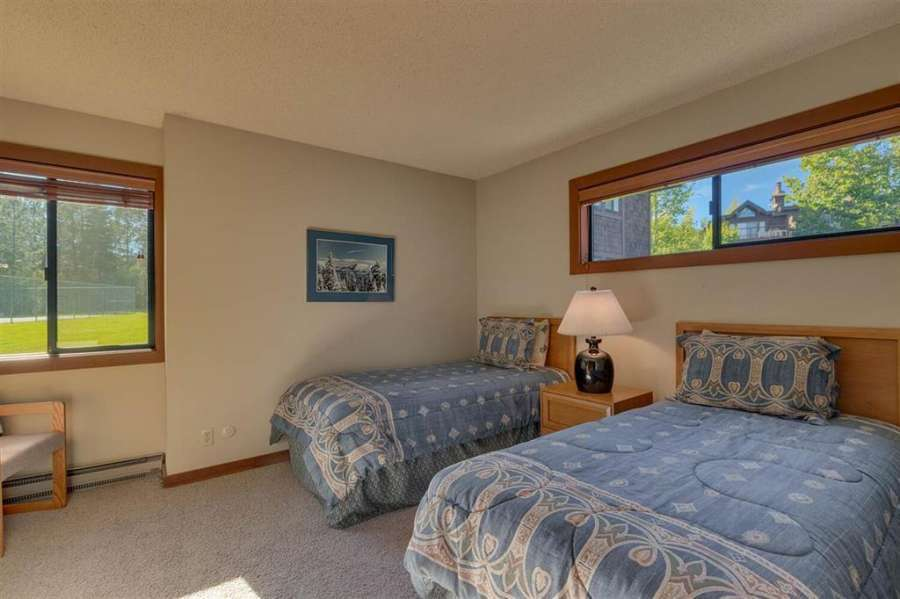 Guest Bedroom | 270 North Lake Blvd. #33