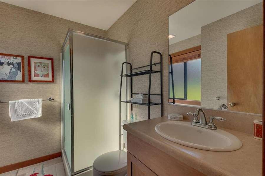 Master Bathroom | Tahoe City Lakefront Condo