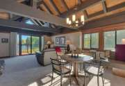 Dining Room | Tahoe City Lakefront Condo