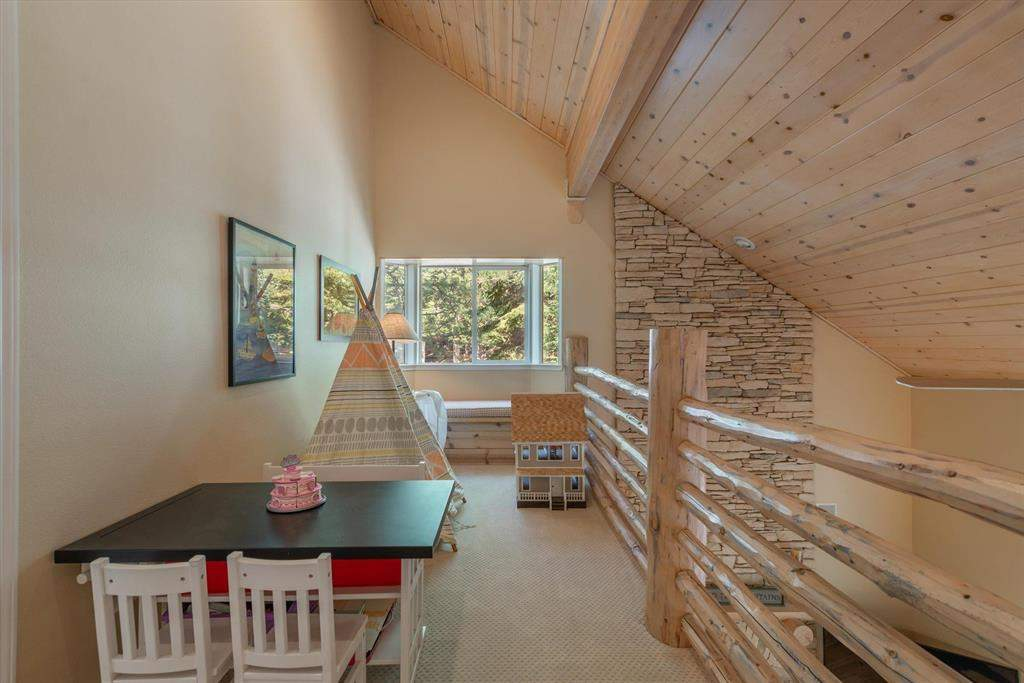 Loft   Tahoe Donner Luxury Property