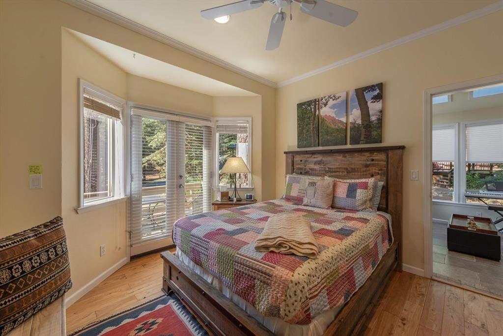 Guest bedroom   Tahoe Donner Luxury property
