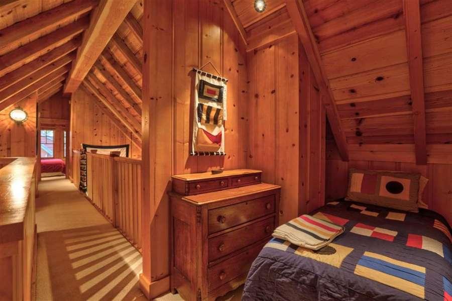 Loft | Tahoe Park Cabin