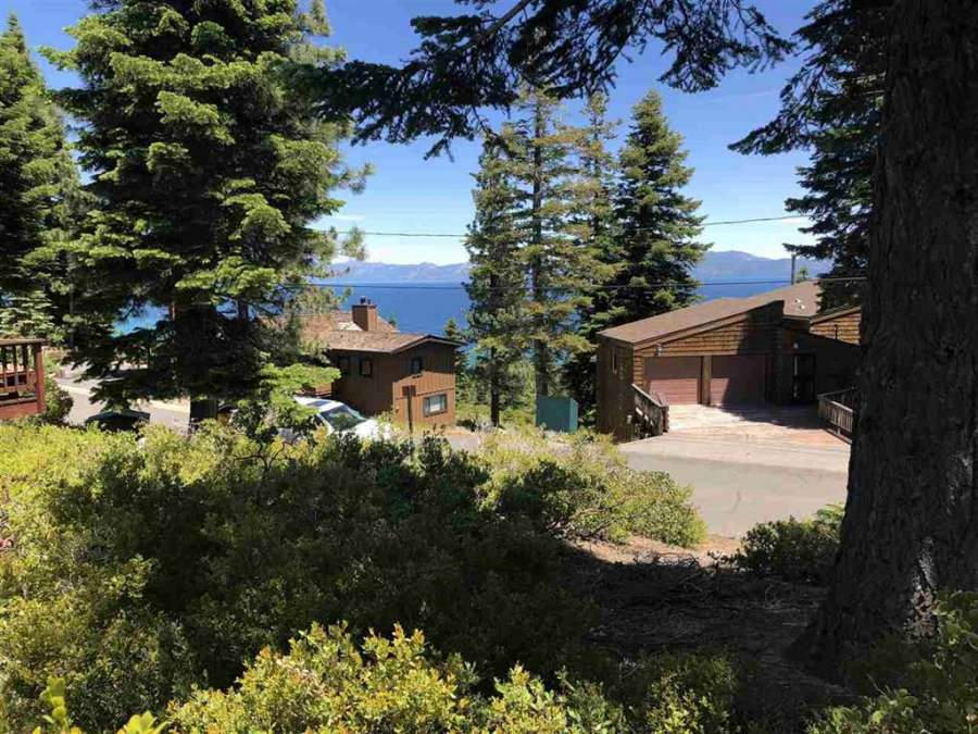 Lake Tahoe View Lot | 9120 Scenic Drive