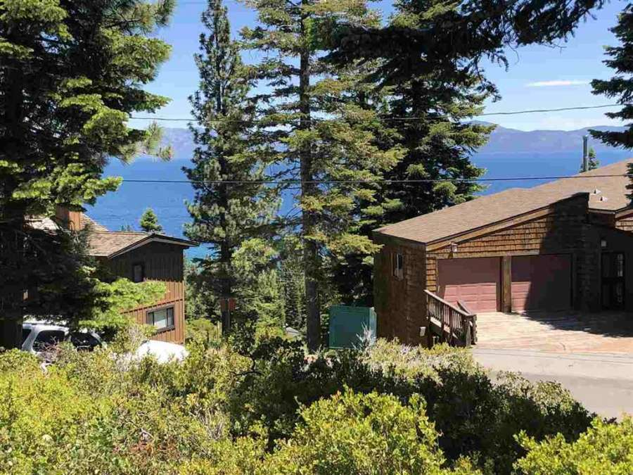 9120 Scenic Drive | Lake Tahoe View Lot